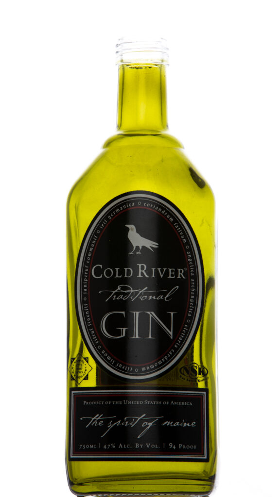 Cold River Gin-portfolio